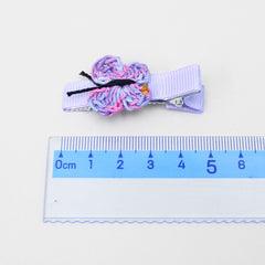 Small Butterfly Alligator 6 Clip Set - 1