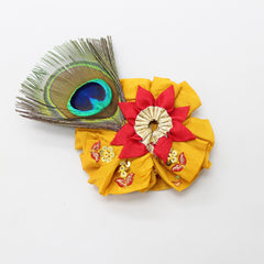 Pre Order: Radha Angarkha With Hair Clip