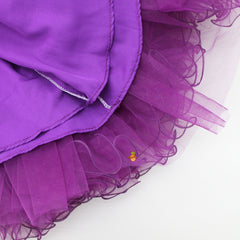 Pre Order: Pink And Purple Party Dress