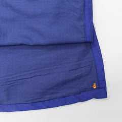Pre Order: Royal Blue Kurta With Dhoti Pants