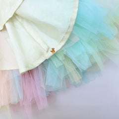 Pre Order: Multicolour Cup Cake Gown