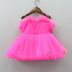 Pre Order: Ruffled Party Dress