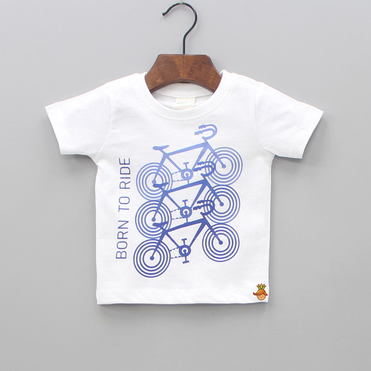 Born To Ride Cotton Tee