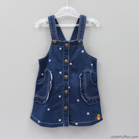 Denim Dungaree