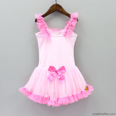 Shaded Pink Ballet Dress