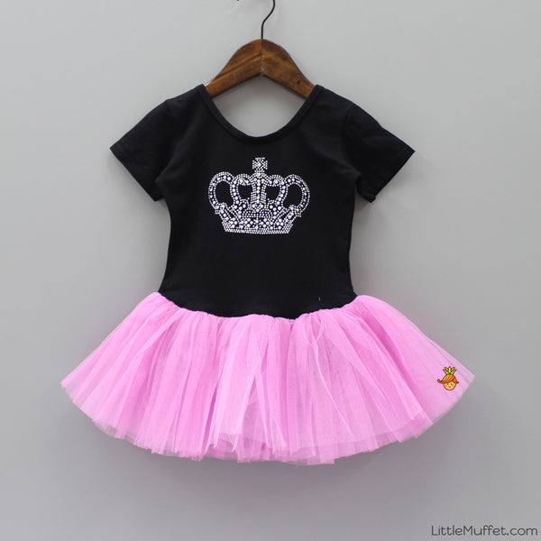 Princess Crown Ballet Dress
