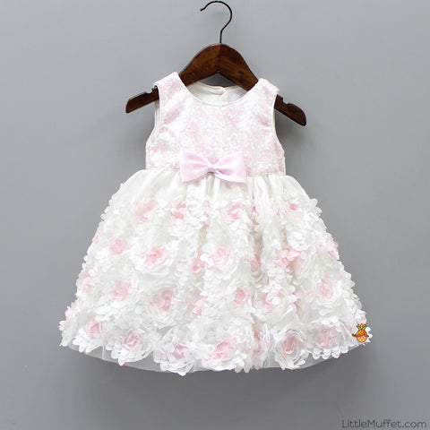 White Bellis Dress