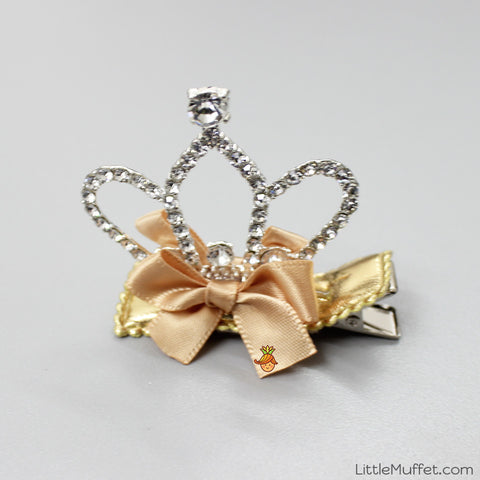 Golden Crown Clip