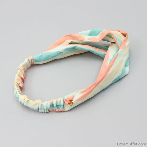 Multicolour Striped Headband