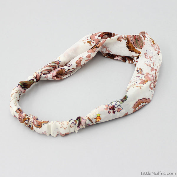Floral Bloom Headband