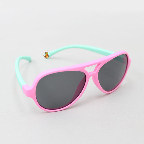 Funky Sunglasses - Pink & Green