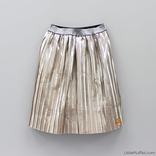 Shaded Silver Skirt