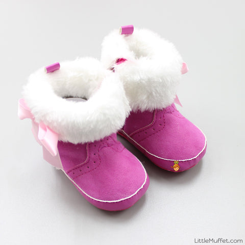 Cozy Warm Boots