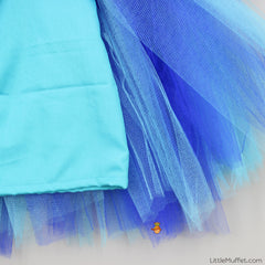 Pre Order: Shaded Blue Tutu
