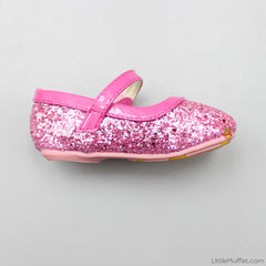 Sparkling Shoes - Pink