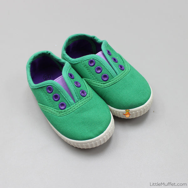 Green Play Shoes