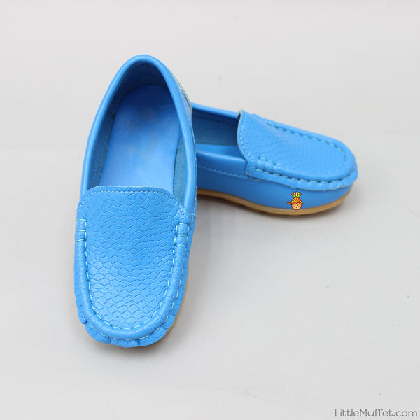 Blue Rock Loafers