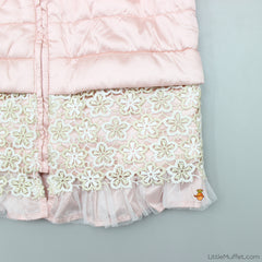 Lacy Peach Jacket
