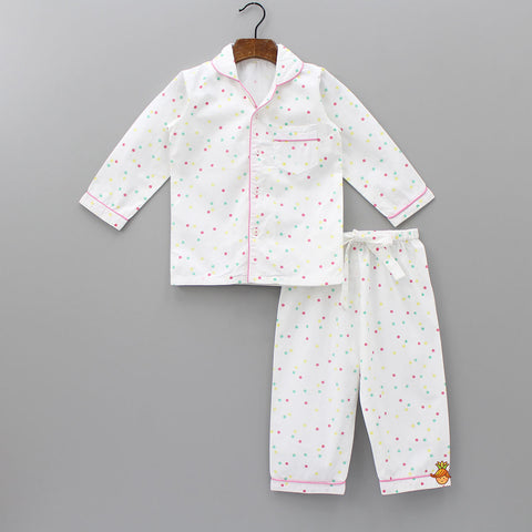 Sprinkles Sleepwear Set