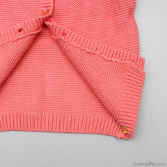 Peach Sweater