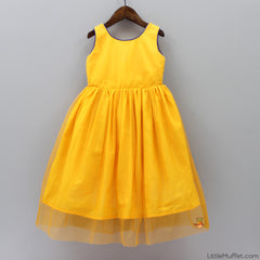 Pre Order: Mustard Gown
