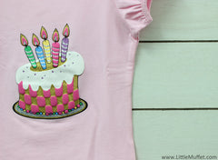 Birthday Cake Top
