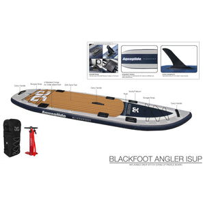 Aquaglide Blackfoot iSUP