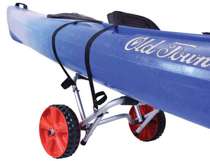 Clipper™TRX Deluxe Kayak/Canoe Cart- No-Flat Tires
