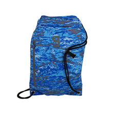 Load image into Gallery viewer, Geckobrands Embark 10L Waterproof Drawstring Backpack