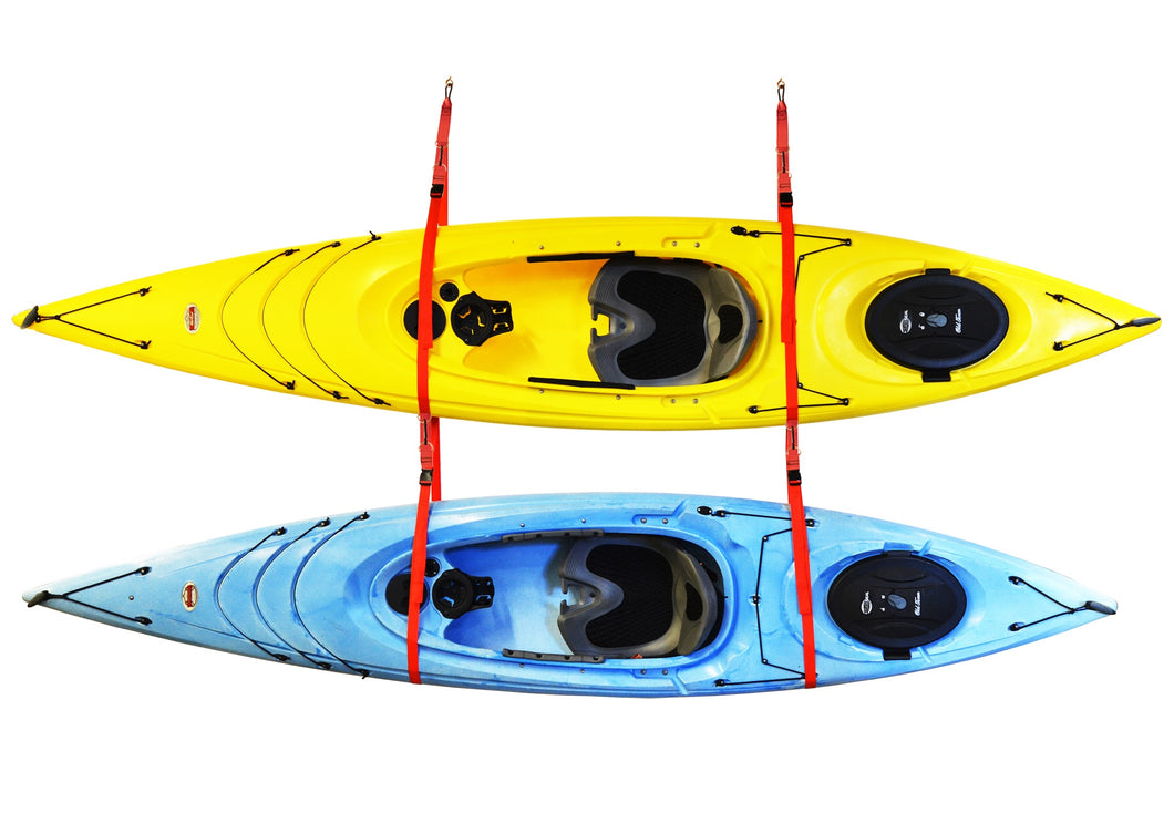 SlingTwo™ Double Kayak Storage System