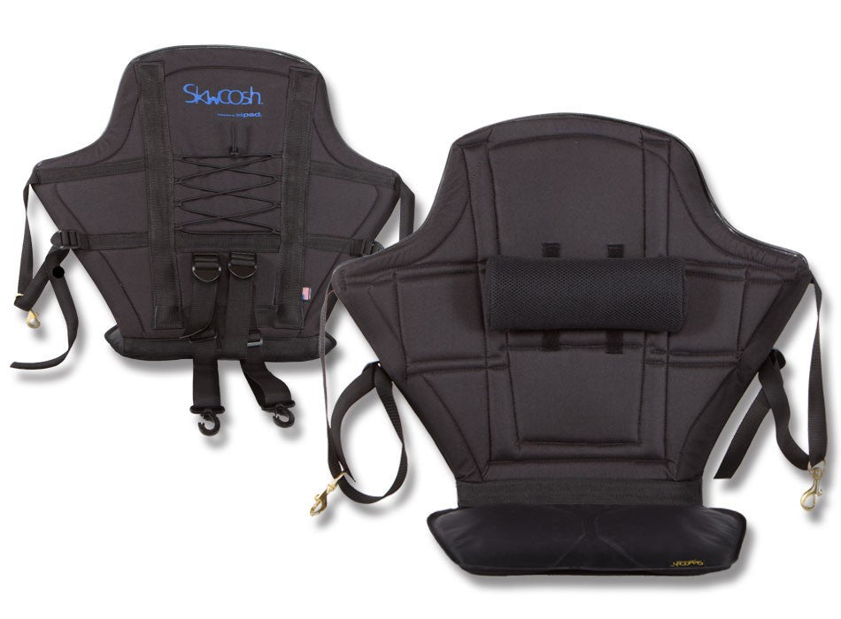 Skwoosh High Back with Lumbar Kayak Seat
