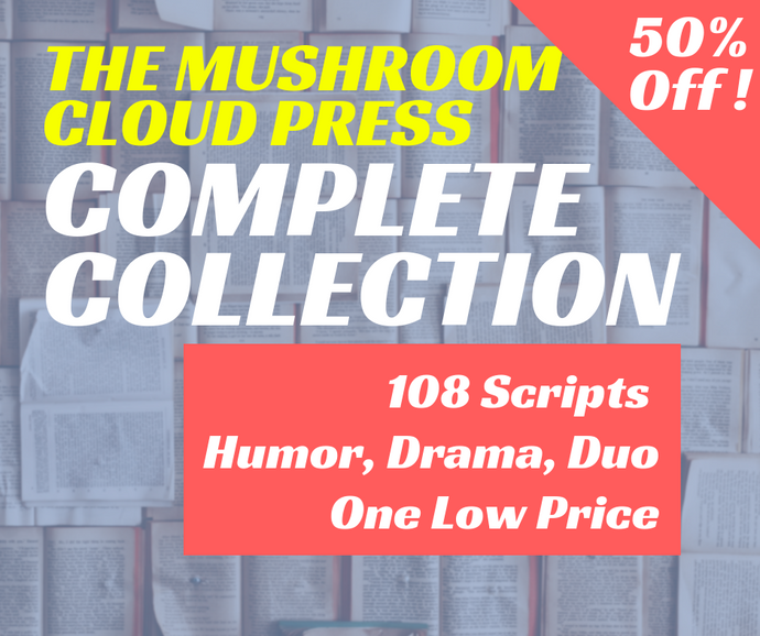 NSDA Coach Special! The Complete Collection - 108 Scripts, 50% Off, Download Now!