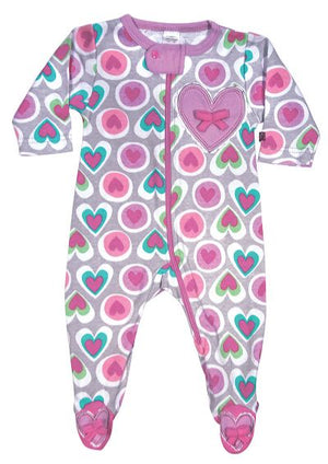 Sweetheart Footie 6-9 months