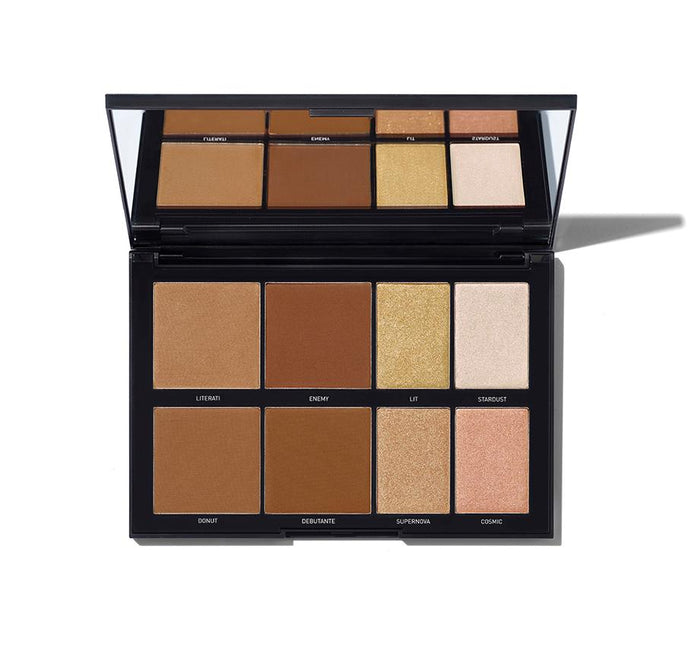 8L Lo-Fi Sculpt and Shimmer Palette