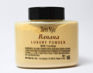 Banana Luxury Powder - 1.5 oz