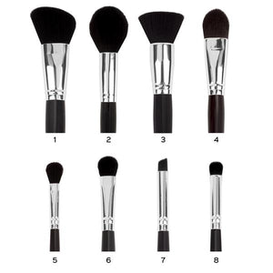 Midnight Raven Brush Set