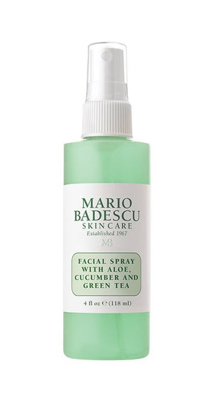 Facial Spray with Aloe, Cucumber and Green Tea