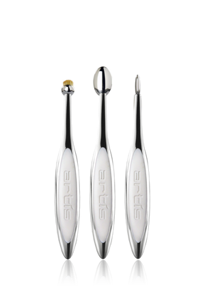 Elite, Mirror, 3 Brush Set