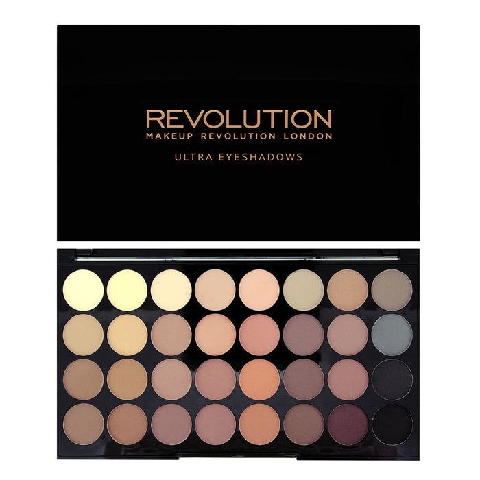 Ultra 32 Shade Eyeshadow Palette FLAWLESS Matte