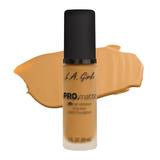 Pro Matte Foundation - Soft Honey