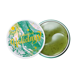 Green Tea Eye Gel Patch HE Jar