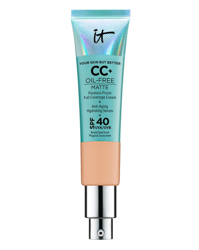 CC+ Oil-Free Matte - Medium Tan