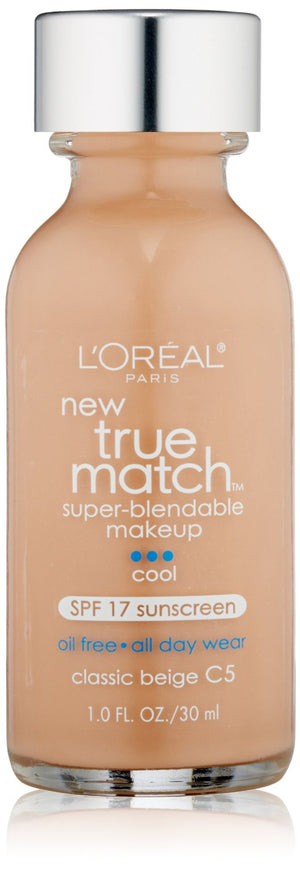 True Match Super Blendable Makeup, Classic Beige C5