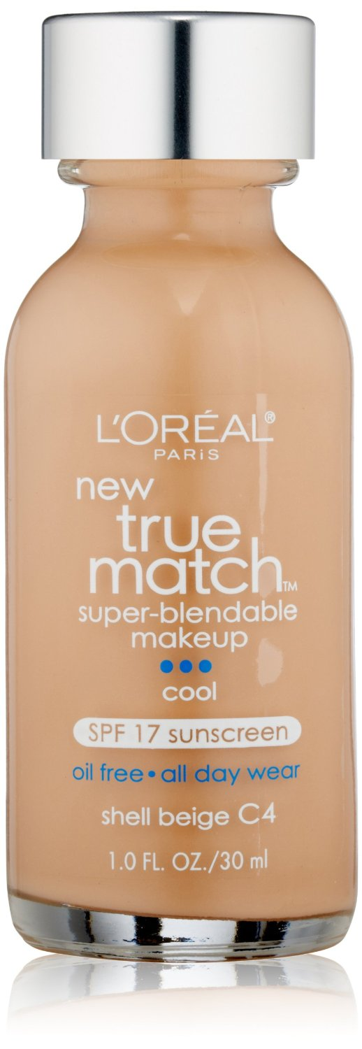 True Match Super Blendable Makeup, Shell Beige C4