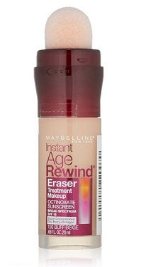 Instant Age Rewind Eraser Treatment Makeup, Buff Beige