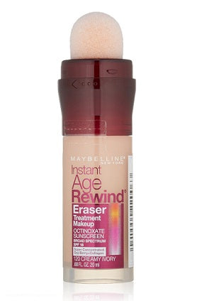 Instant Age Rewind Eraser Treatment Makeup, Creamy Ivory
