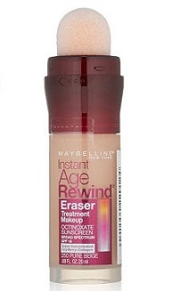 Instant Age Rewind Eraser Treatment Makeup - Pure Beige