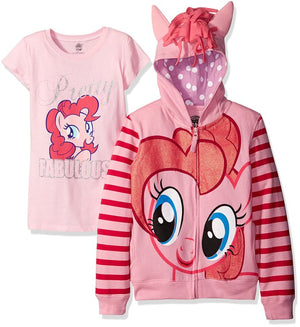 My Little Pony Hoodie/Tee Bundle 2 Yrs