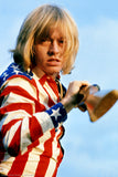BRIAN JONES WITH GUN 1969