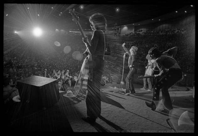 The rolling stones onstage at madison square garden 1969 ethan the rolling stones onstage at madison square garden 1969 workwithnaturefo